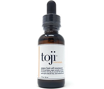 Toji Essentials Argan Hair Oil Treatment Review - For Dull And Thinning Hair
