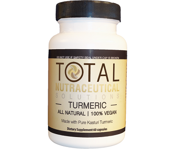 Total Nutraceutical Solutions Turmeric Review - For Improved Overall Health