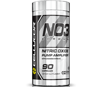 Cellucor No3 Chrome Nitric Oxide Pump Amplifier for Nitric Oxide