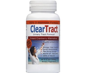 Cleartract D-Mannose Formula Review - For Relief From Urinary Tract Infections