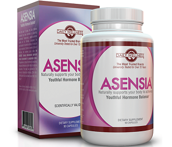 Daily Wellness Asensia Review - For Relief From Symptoms Associated With Menopause
