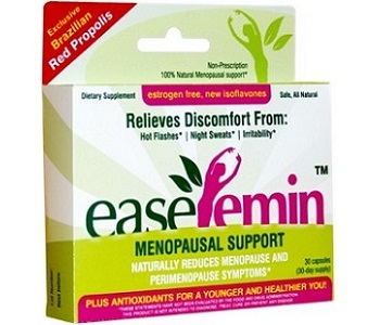 Natura Nectar Easefemin Menopausal Support Review - For Relief From Menopause Symptoms