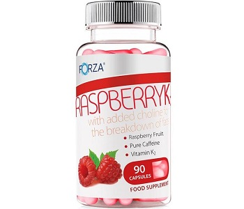 FORZA Raspberry K2 Weight Loss Supplement Review
