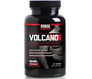 Force Factor VolcaNO Review - For Increased Muscle Strength And Performance