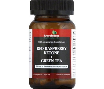Futurebiotics Red Raspberry Ketone + Green Tea Weight Loss Supplement Review