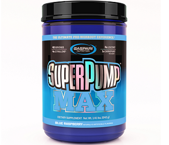 Gaspari Super Pump Max Review - For Increased Muscle Strength And Performance