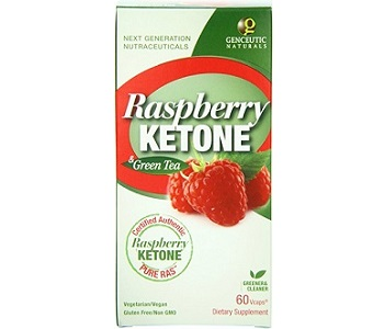 Genceutic Raspberry Ketone Weight Loss Supplement Review