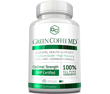 Approved Science Green Coffee MD Weight Loss Supplement Review