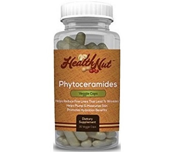 Health Nut Phytoceramides Review - For Younger Healthier Looking Skin
