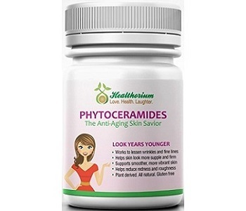 Healthorium Phytoceramides Review - For Younger Healthier Looking Skin
