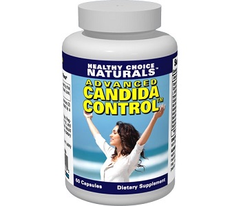 Healthy Choice Naturals Advanced Candida Control Review - For Relief From Yeast Infections