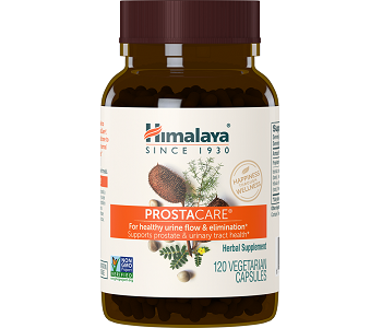 Himalaya ProstaCare Supplement Review - For Increased Prostate Support