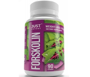Just Potent Forskolin Weight Loss Supplement Review