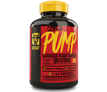 Mutant Pump Review - For Increased Muscle Strength And Performance