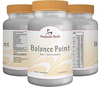 Progressive Health Balance Point for Women Review - For Relief From Menopause Symptoms