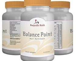 Progressive Health Balance Point for Women for Menopause