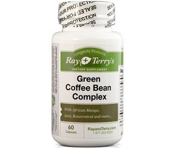 Ray and Terry's Green Coffee Complex for Weight Loss