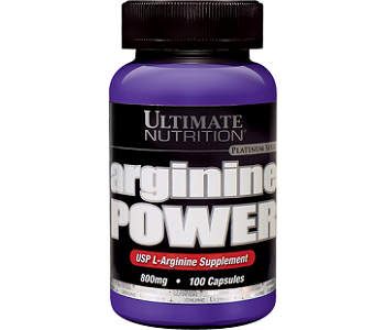 Ultimate Nutrition Arginine Power for Nitric Oxide