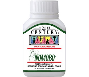 21st Century Healthcare Nomobo for Bad Breath & Body Odor