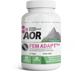 AOR Fem-Adapt Review - For Relief From Symptoms Associated With Menopause