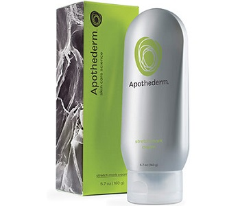 Apothederm Stretch Mark Cream Review - For Reducing The Appearance Stretch Marks