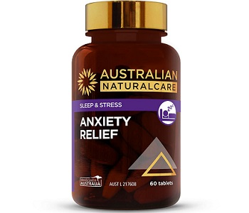 Australian NaturalCare Anxiety Relief Review - For Relief From Anxiety And Tension