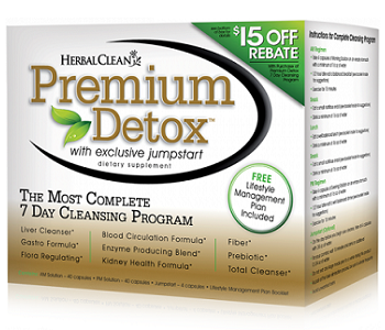 B.N.G. Herbal Clean Premium Detox 7 Day Kit Review - For Flushing And Detoxing The Colon