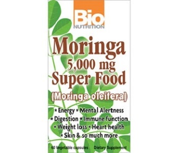 Bio Nutrition Moringa Super Food Review - For Improved Overall Health