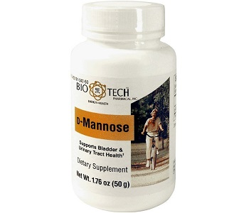 BioTech D-Mannose Review - For Relief From Urinary Tract Infections