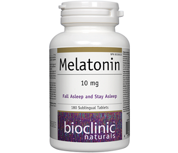 Bioclinic Naturals Melatonin Review - For Relief From Jetlag