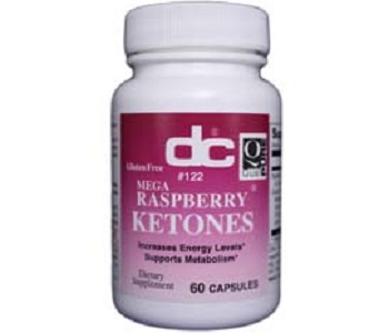 Dee Cee Laboratories Mega Raspberry Ketones for Weight Loss