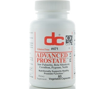 Dee Cee laboratories Advanced Prostate Plus Review - For Increased Prostate Support