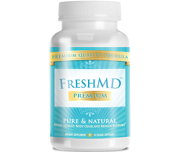 Premium Certified FreshMD Review - For Bad Breath And Body Odor