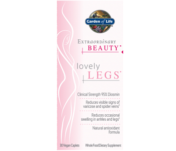Garden of Life Extraordinary Beauty Lovely Legs Review - For Reducing The Appearance Of Varicose Veins