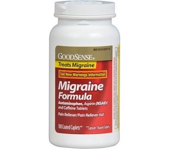 GoodSense Migraine Formula Review - For Symptomatic Relief From Migraines