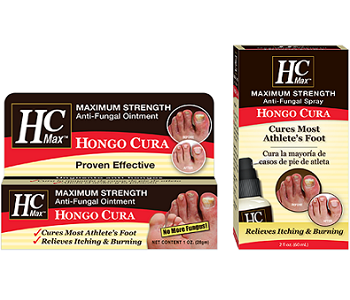 HC Max Hongo Cura Anti-Fungal Review - For Combating Fungal Infections
