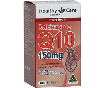 Healthy Care Australia CoEnzyme Q10 Review - For Cognitive And Cardiovascular Support