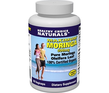 Healthy Choice Naturals Maximum Moringa Review - For Improved Overall Health