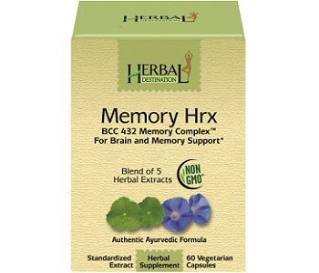 Herbal Destination Memory Hrx Review - For Improved Cognitive Function And Memory