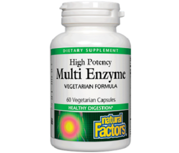 High Potency Multi Enzyme for Health & Well-Being