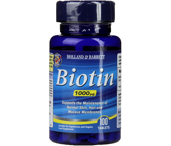 Holland & Barrett Biotin Review - For Hair Loss, Brittle Nails and Problematic Skin
