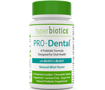 Hyperbiotics Pro-Dental Review - For Bad Breath And Body Odor