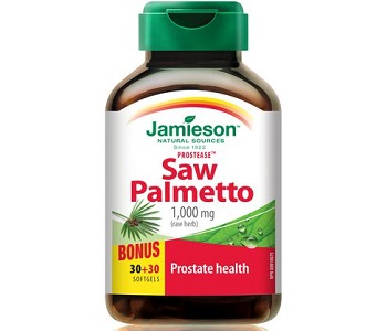 Jamieson Prostease Saw Palmetto Review - For Increased Prostate Support