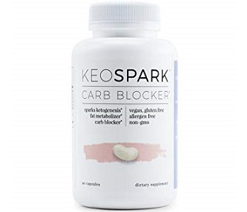 KEOSpark Carb Blocker Weight Loss Supplement Review