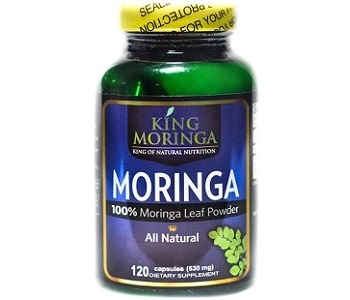 King Moringa Moringa Capsules Review - For Weight Loss and Improved Moods