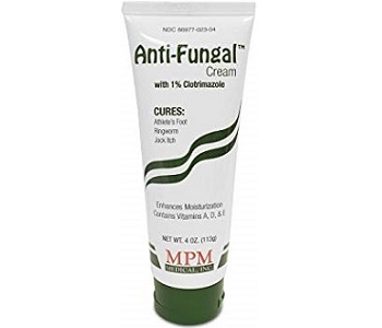 MPM Medical Anti Fungal Cream Review - For Combating Ringworm Fungal Infections