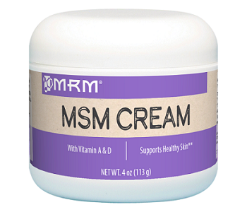 MRM MSM Cream for Scar Removal