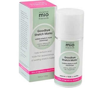 Mama Mio Goodbye Stretch Marks Review - For Reducing The Appearance Of Stretch Marks