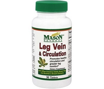 Mason Natural Leg Vein & Circulation Review - For Reducing The Appearance Of Varicose Veins