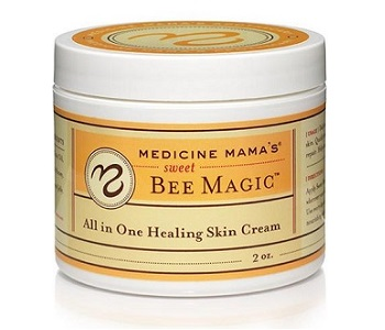 Medicine Mama's Sweet Bee Magic for Scar Removal